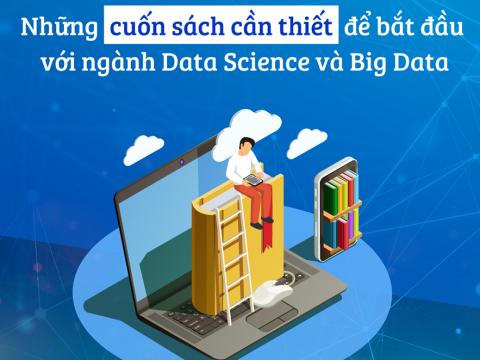 Sách để bắt đầu với Data Science và Big Data